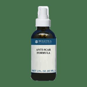Anti-Scar Formula
