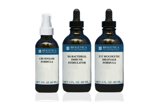 Biogetica Essentials Kit With C60 Respiratory Support S Formula
