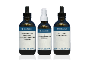 Biogetica Essentials Kit with T16 Lymph Liquescence