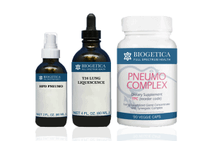 Biogetica Essentials Kit With T26 Lung Liquescence