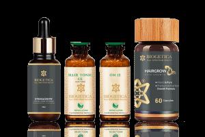 Biogetica Freedom Kit With OM 12 Hair Formula