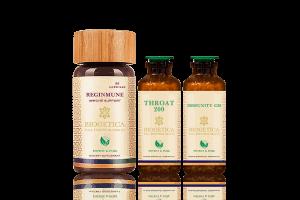 Biogetica Freedom Kit With Throat 200 Formula