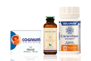 Freedom CNS Support kit with BR 200 Bacopa and Cerevitan formula