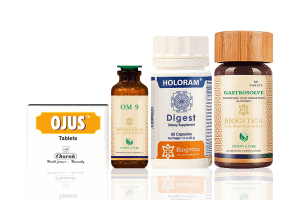 Freedom digestive support with OM 9 IB formula and Aloe vera