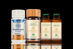 Freedom Kit With Endokrium, Diasolve & FBPC Formula