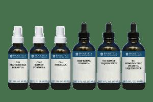 Optimal Kit With Homeopathic Renal Formula