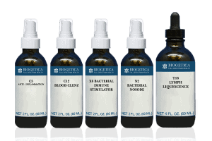 Optimal Kit with C12 Blood Clenz Formula