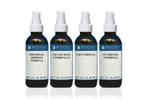 Optimal Kit With Homeopathic Spine Support Formula