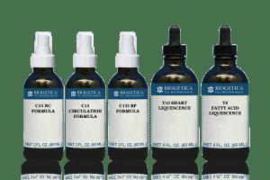 Optimal Plus Kit With Homeopathic BP Formula