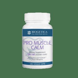 LMC Pro Muscle Calm
