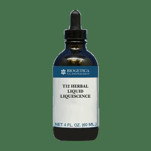 T12 Herbal Liquid Liquescence