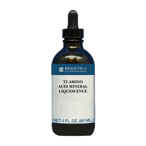 T2 Amino Acid Mineral Liquescence