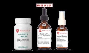 Biogetica Essentials Kit with C5 CNJ Formula