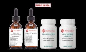 Optimal Kit With Liver Formula