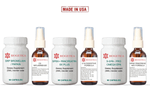 Biogetica Optimal Kit With C18 Digestive Formula