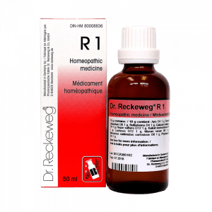 R1 Fever Reducer and Pain Reliever