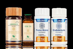 Biogetica Deliverance Kit With OM 24 Female Genital Formula