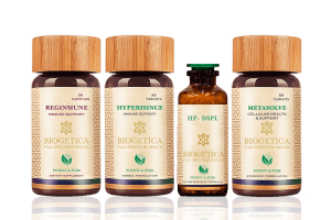 Doctor Recommended 4 Month Supply Deliverance Kit With Hypericum Mysorense, DSPL Factors And HP Formula