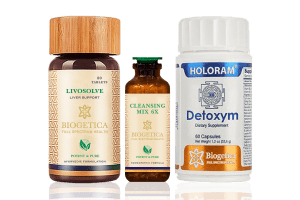 Doctor Recommended 4 Month Supply Freedom Kit With Detox Formula
