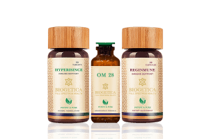 Doctor Recommended 4 Month Supply Freedom Kit with OM 28 IM Formula