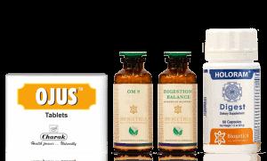 Deliverance Kit With Ojus And Digestion Balance Formula