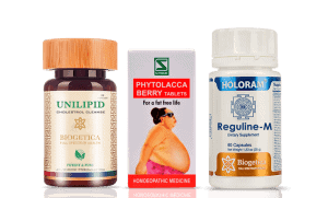 Doctor Recommended 4 Month Supply Freedom Kit With Phytolacca 30