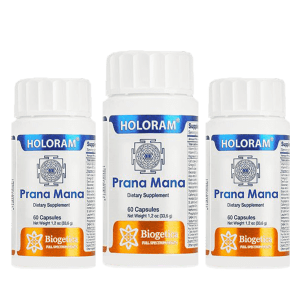 Pack of 3 Prana Mana