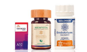 Doctor Recommended 4 Month Supply Full Spectrum Endocrine Support Kit With Endokrium And Hekla Lava