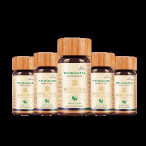 5 Bottles Neuralease Tablets