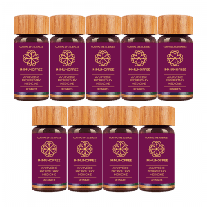 Immunofree 30 Pack of 9