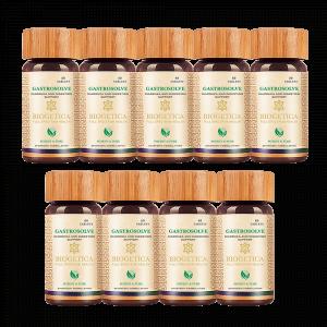 Gastrosolve 80 Pack of 9