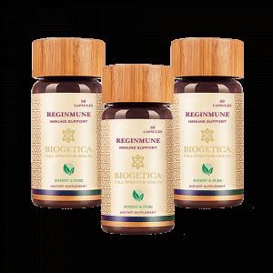 Reginmune 80 Pack of 3