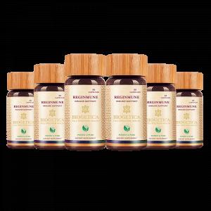 Reginmune 80 Pack of 6